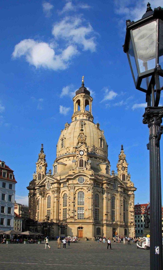 Zauber einer Stadt - Dresdener Frauenkirche