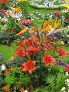 Zauberhafte Bepflanzung