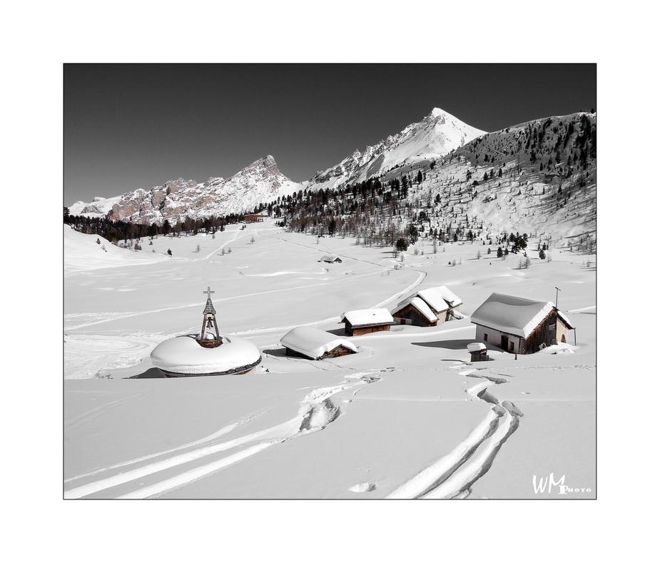Zauberhafte Fanes - Dolomiten