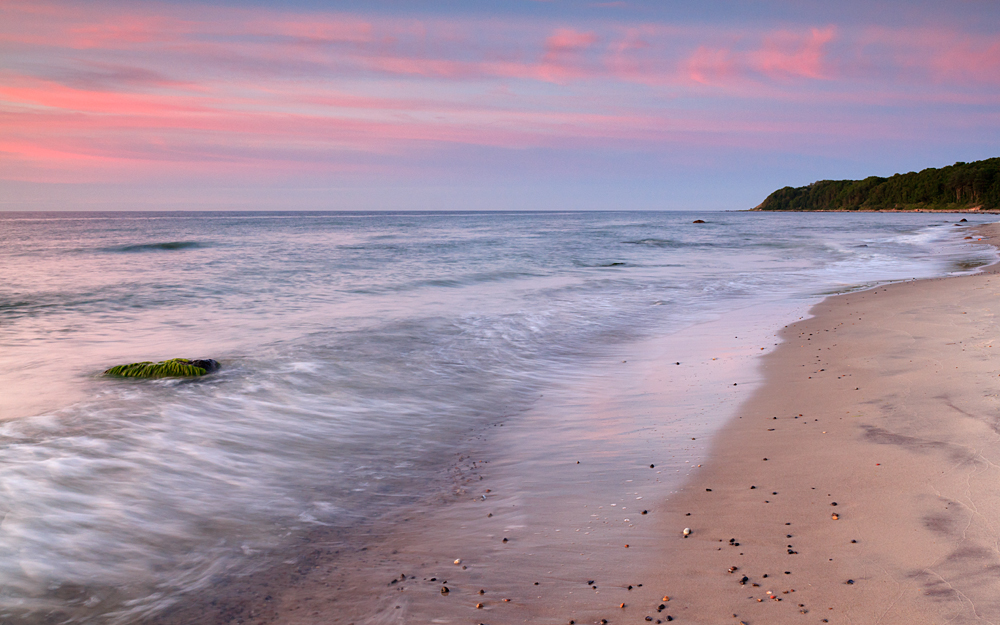 Zauberhafte Küste...