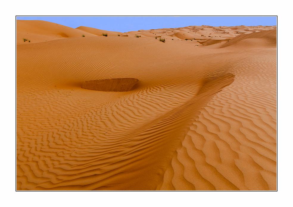 Zauberhafte Wüste