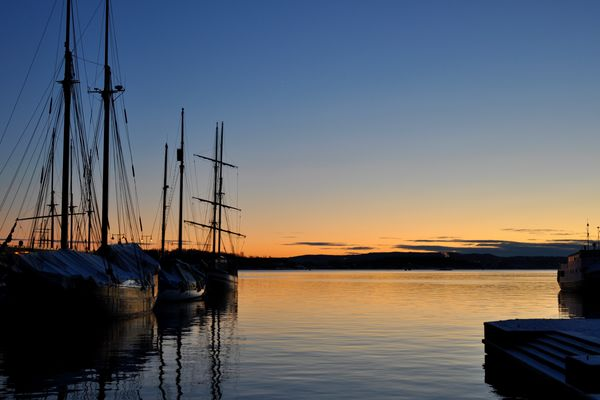 * zauberhaftes Oslo *