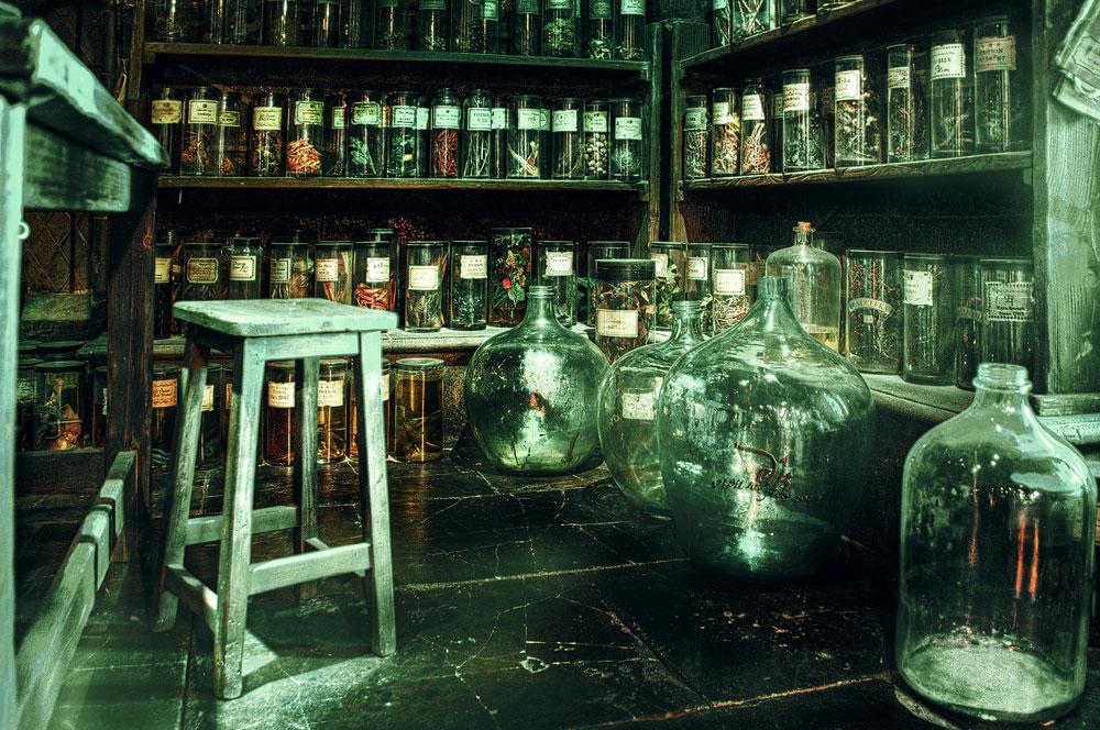 Zaubertränke... Foto & Bild   mystische orte, specials, harry potter ...