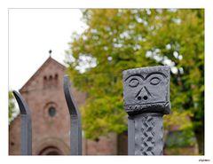 Zaun - Erlöserkirche Gerolstein