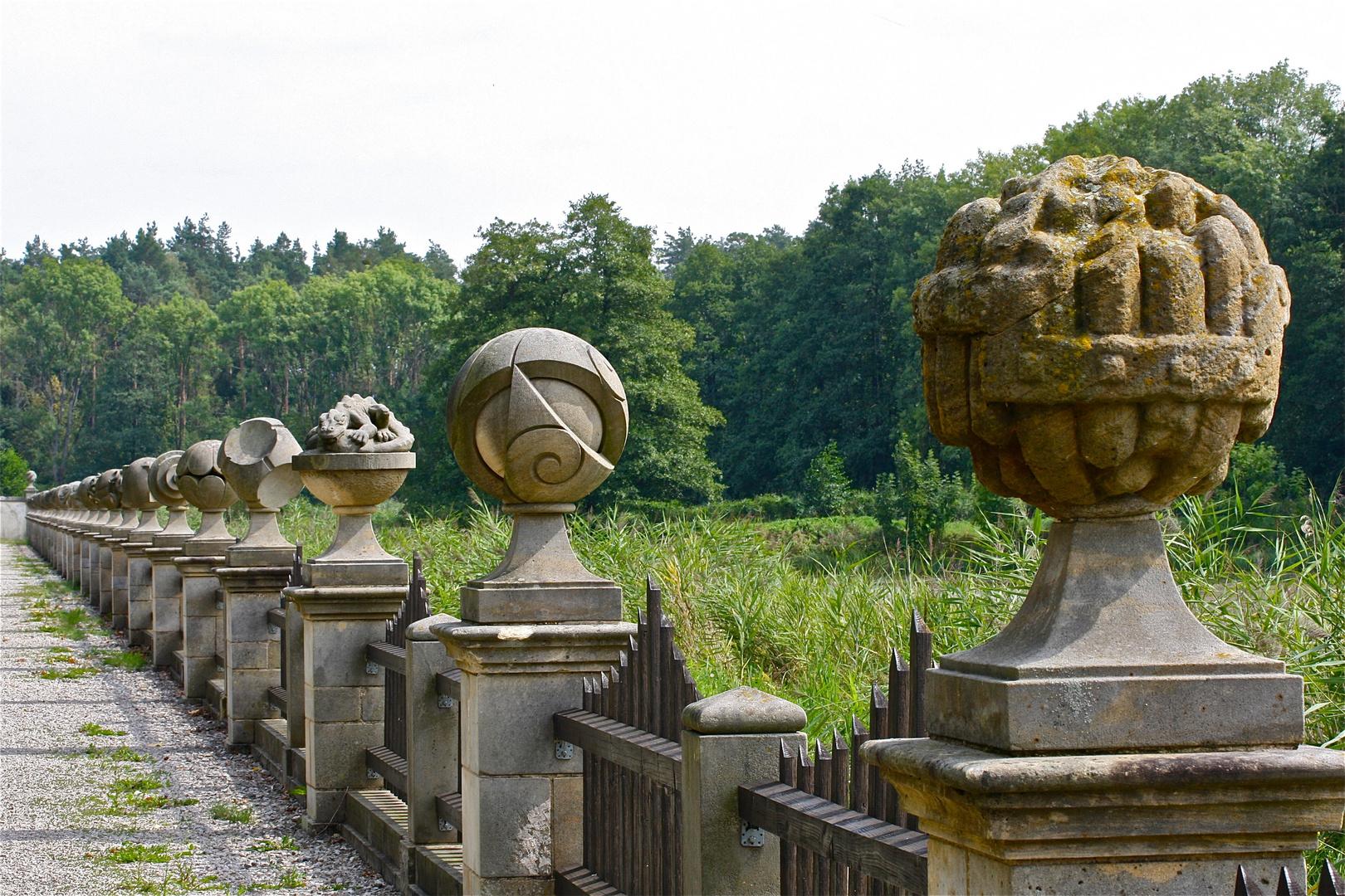 Zaunkunst in Seefeld bei Bamberg