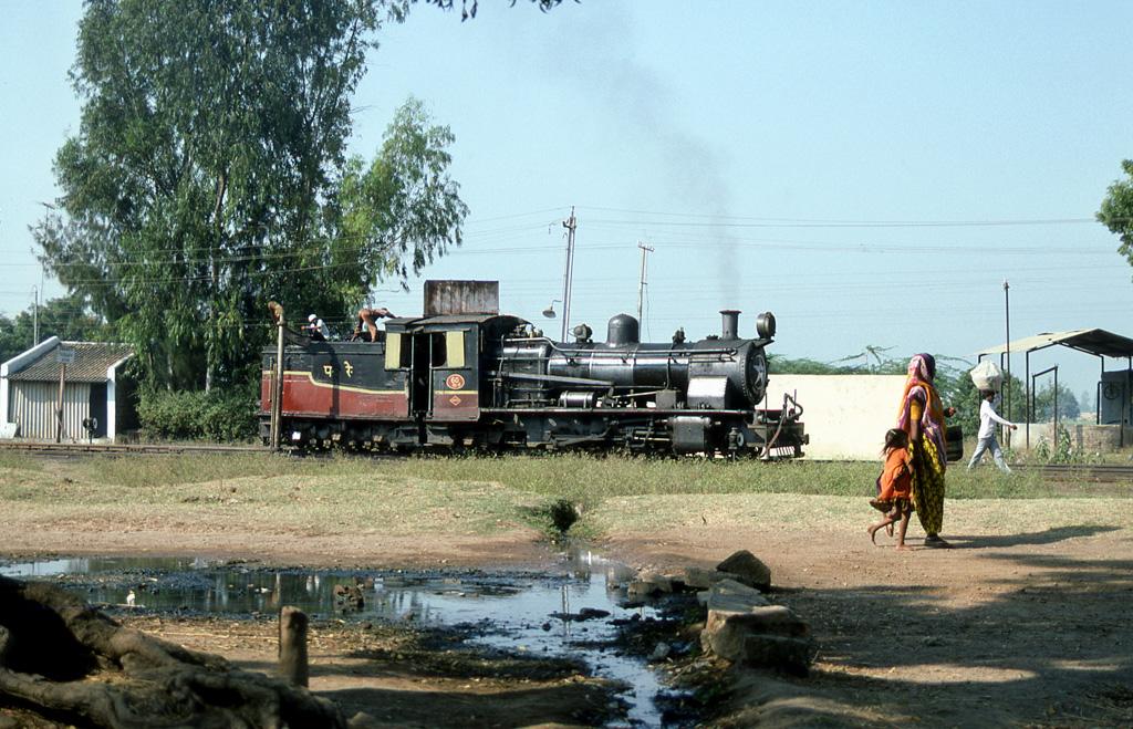 ZB 60, Jhagadia