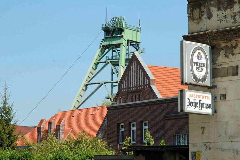 Zeche Hansa, Dortmund
