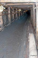 Zeche Nachtigall Witten - Stollenausbau nach dem Krieg