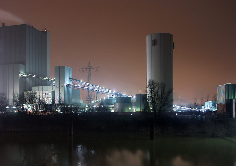 Zeche und Kraftwerk Duisburg Walsum 1