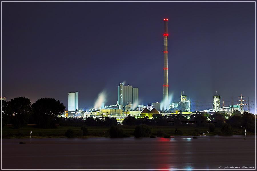 Zeche und Kraftwerk Duisburg Walsum