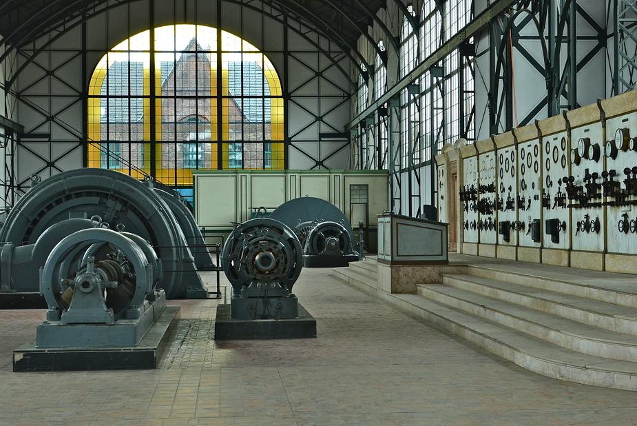 Zeche Zollern Maschinenhalle