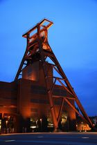 Zeche Zollverein bei Nacht 1