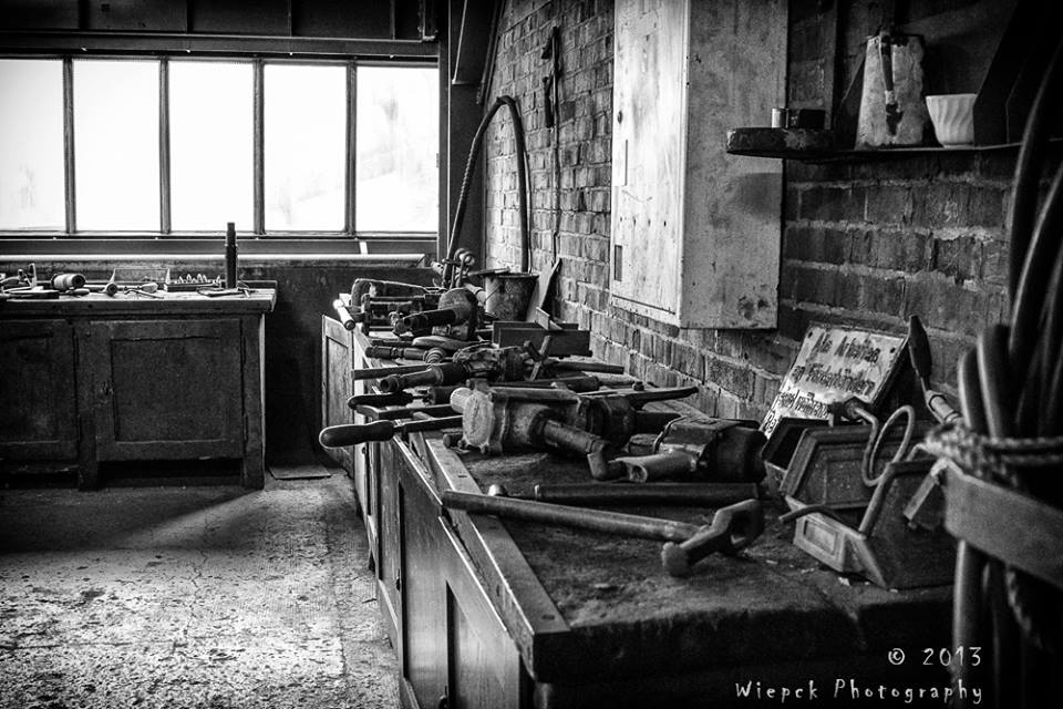 Zeche Zollverein....
