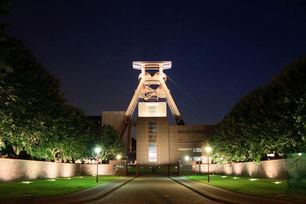 Zeche Zollverein Eingang