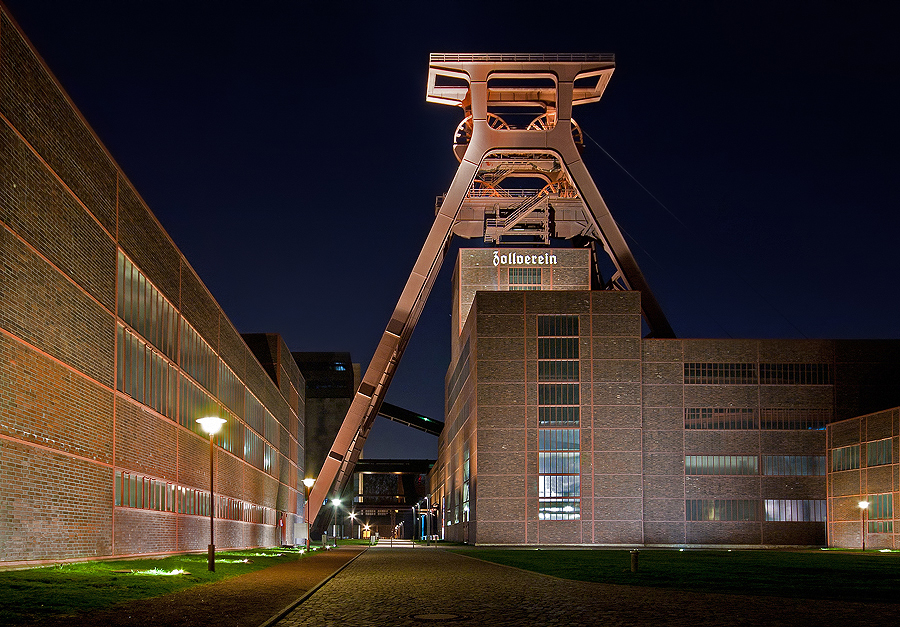 Zeche Zollverein Essen 1