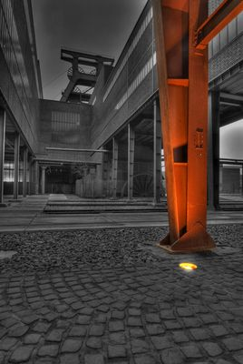 Zeche Zollverein (Essen) -2-