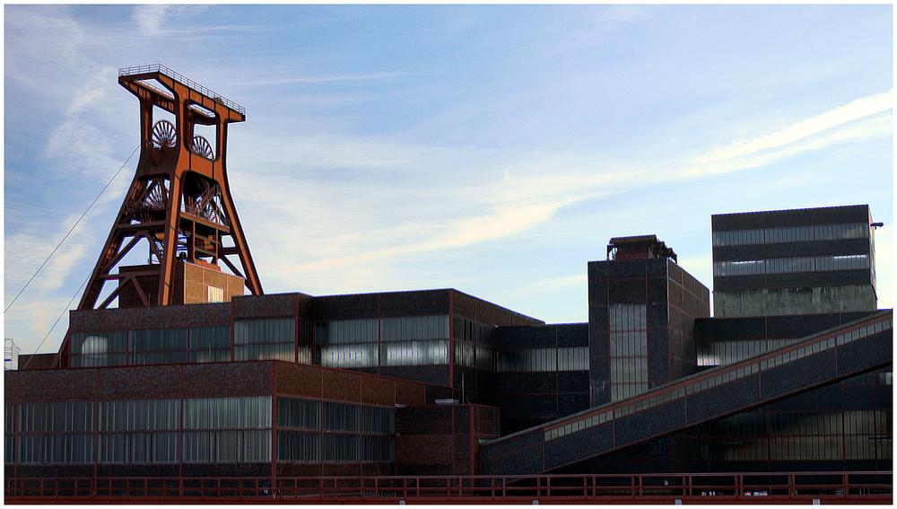 Zeche Zollverein ( Essen )
