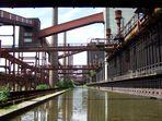 Zeche Zollverein Essen, Alte Kokerei