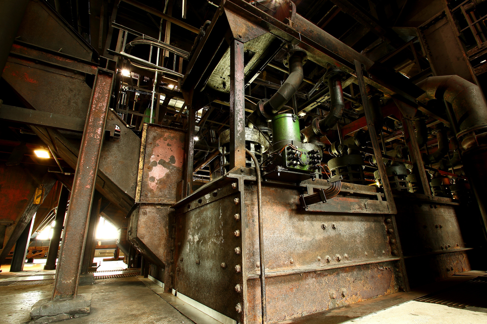 Zeche Zollverein Kohlenwäsche