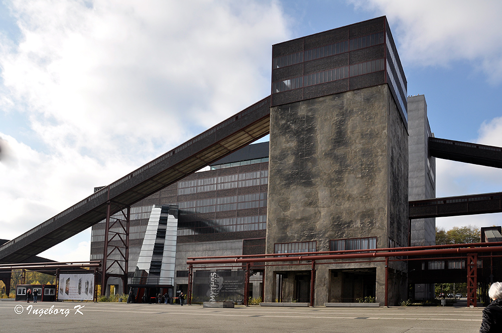Zeche Zollverein - Kohlenwäsche