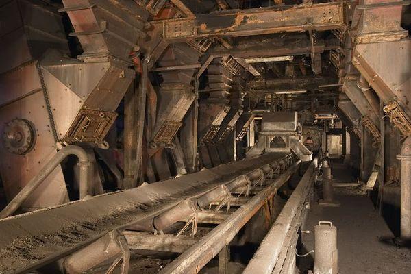 """Zeche Zollverein - """"Kohlenwäsche"""""""