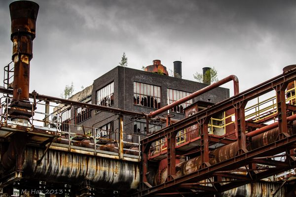 Zeche Zollverein - Kokerei
