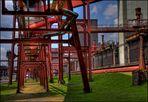 Zeche Zollverein Kokerei