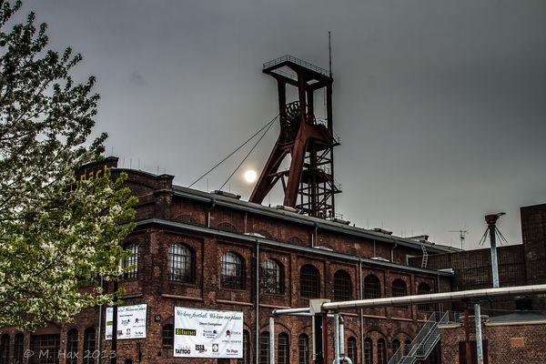 Zeche Zollverein - Kulturerbe
