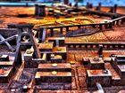 Zeche Zollverein Miniatur