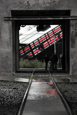 Zeche Zollverein Oktober 2010
