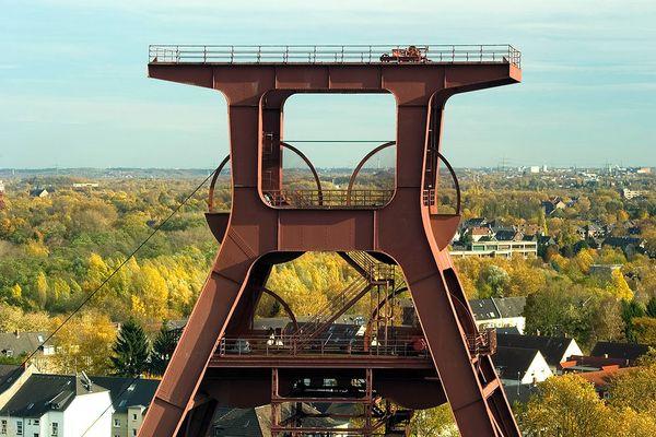 Zeche Zollverein Schacht XII