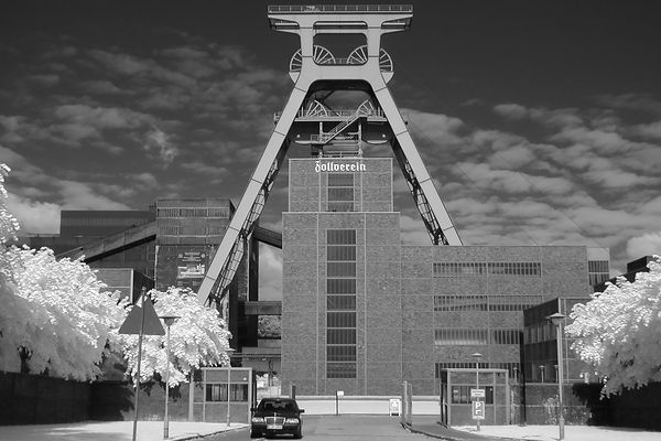 Zeche Zollverein Schacht XII Essen