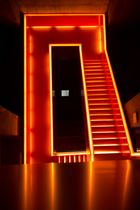 ~ Zeche Zollverein - Treppen-Eingang Ruhrmuseum II ~