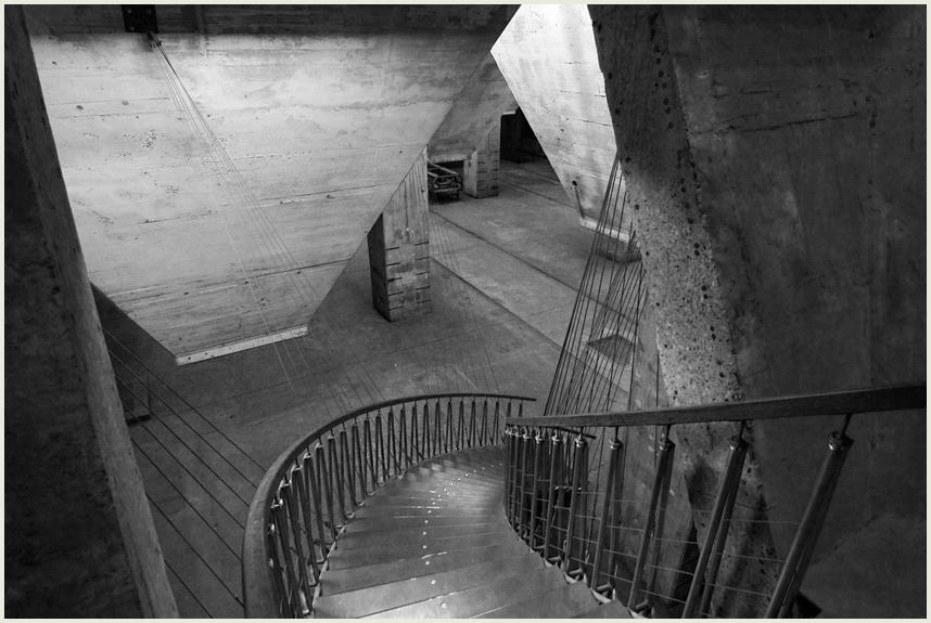 Zeche Zollverein - Treppen II