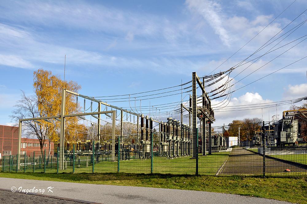 Zeche Zollverein - Umspannwerk