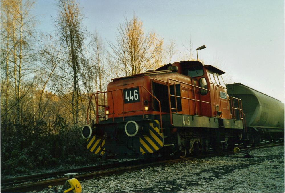 Zechenbahnlok