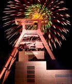 Zechenfest Zollverein Essen, Feuerwerk