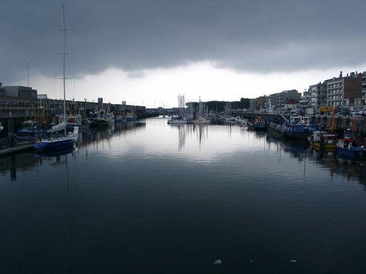 Zeebrügge Hafen