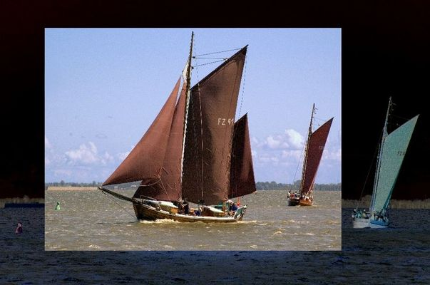 Zeesbootregatta 2006