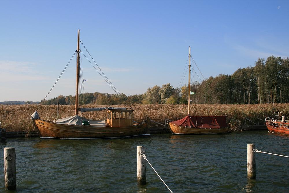 Zeesenboote