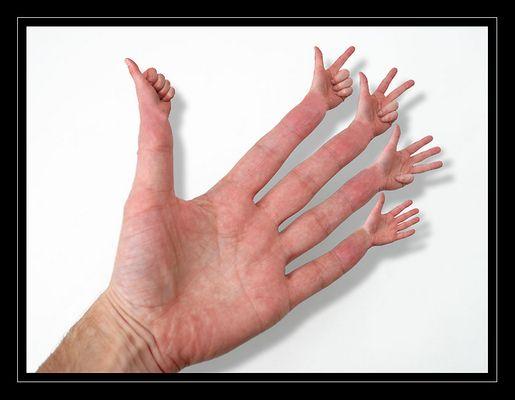 Zehnfingerhand