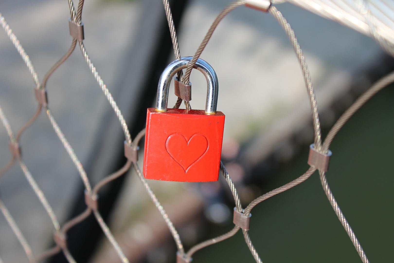 Zeichen der Liebe