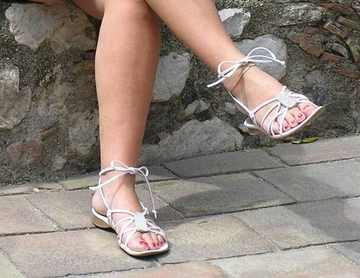 ... zeig her deine Füße, zeig her deine Schuh