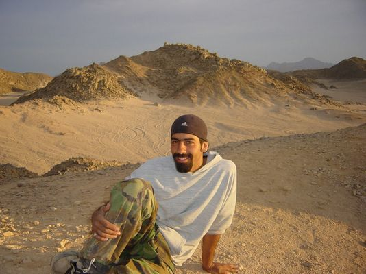 zeig mir die wüste