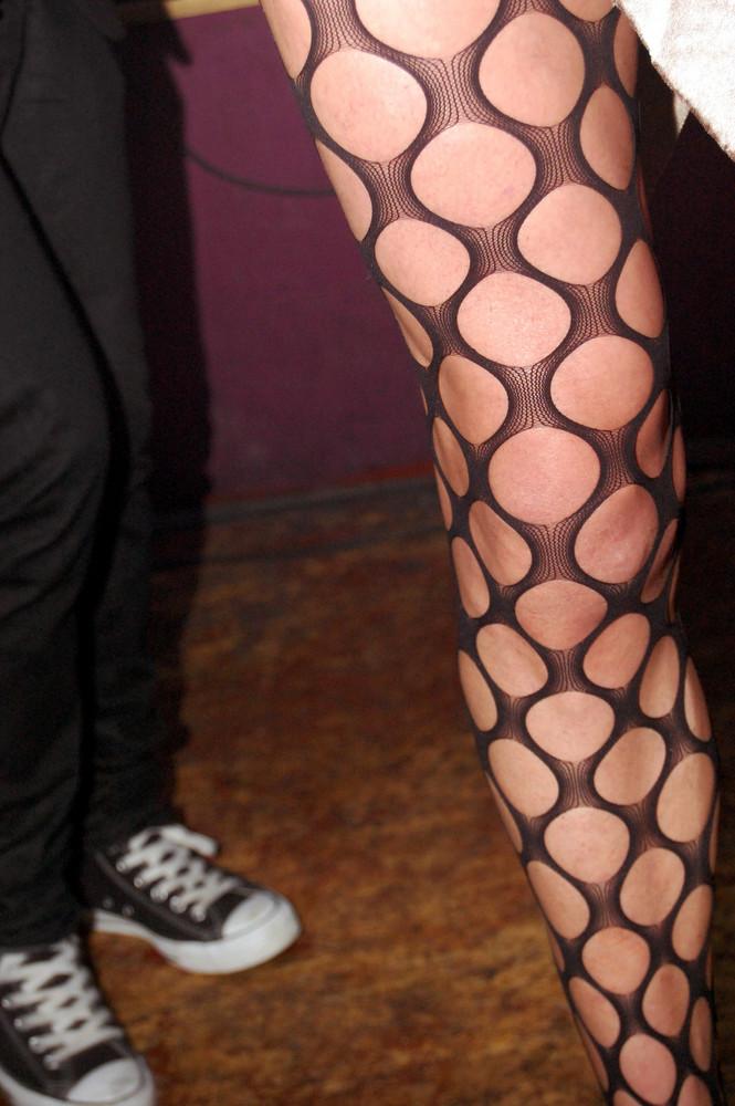 Zeigt her eure Beine