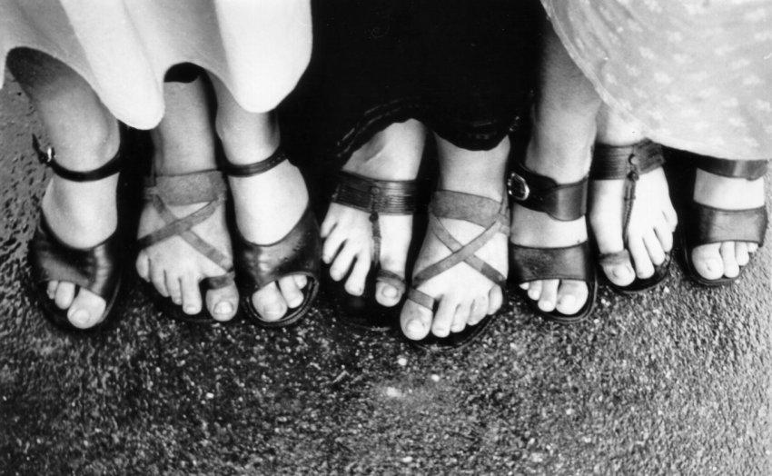zeigt her eure Füße.....