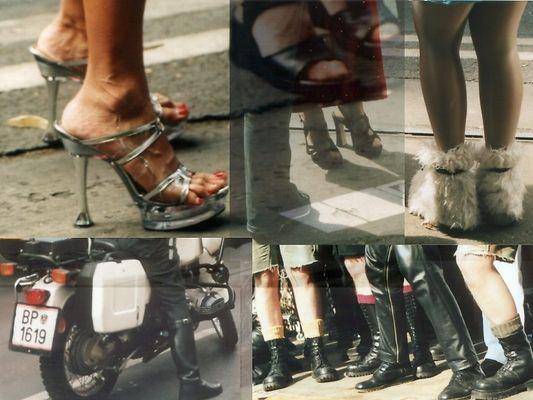 zeigt her eure Schuh....
