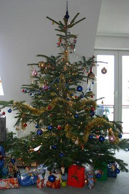 Zeigt mir Euren Weihnachtsbaum...