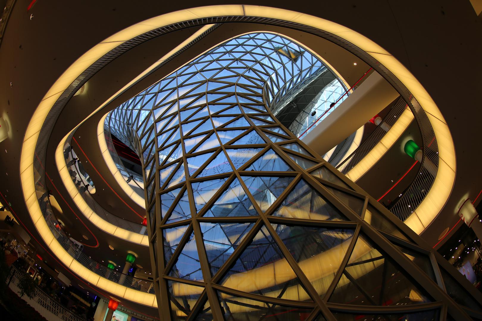 Zeil-Galerie Frankfurt