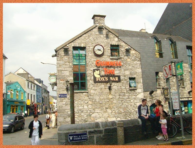 Zeit für ein Guinness ?